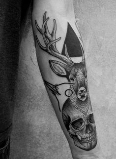 Indie Tattoos — Oh, we go where nobody knows, we've guns hidden...