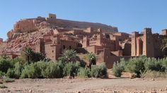 Ksar d'Aït-Ben-Haddou. Marroc