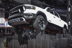 2019 Ram 1500 Ram Trucks, Dodge Trucks, Pickup Trucks, Ram Photos, Live Photos, Ram Power Wagon, Ram Rebel, 2019 Ram 1500, Big Guys