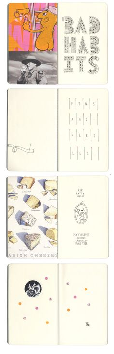 mette hornung rankin's sketchbook
