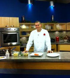 Meet the Chef behind it all! Gervasi Vineyard