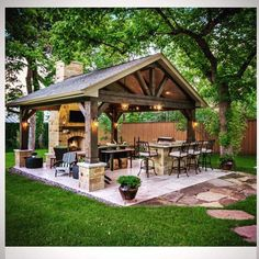 The patio of a house can be settings for many unique things. Whether you have a tiny space or a larger one, you want your outdoor space to be comfortable and nice. Your patio supplies the foundation for your outdoor living space.