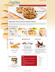 29 Bakery and Cake Shop Websites for Design Inspiration ...