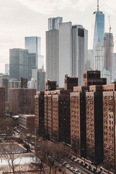 Winter in the City   ©  AOI  Flickr:...