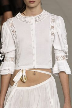 Chanel at Paris Spring 2006 (Details)