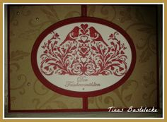 Hochzeits-Flip-Karte
