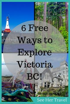 Travel to Victoria BC doesn't have to break the bank. There are many free things to do in Victoria, from self guided walking tours, to history hunting in the Ross Bay Cemetery, to enjoying the natural beauty of Vancouver Island! Here are 6 Free Ways to Enjoy Victoria BC