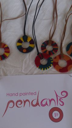 Fete Ideas, School Fair, Craft Stalls, Make And Sell, Projects To Try, Carnival Ideas, Hand Painted, Washer, Crafts