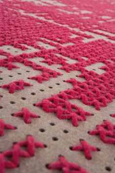 Canevas Collection rugs by Charlotte Lancelot