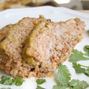 Cubano Meatloaf, Recipe from Cooking.com
