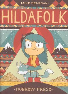 Hildafolk - Best Children's Books for Girls