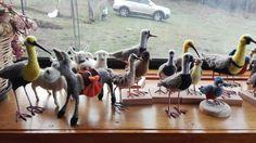 Bird, Animals, Craft Work, Felting, Animales, Animaux, Birds, Animal, Animais