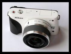 Richard Franiec Grip for the Nikon J1