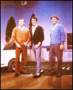 Don Cherry, Dean Martin and Bing Crosby