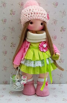 Куклы   Игрушки   Ручная работа