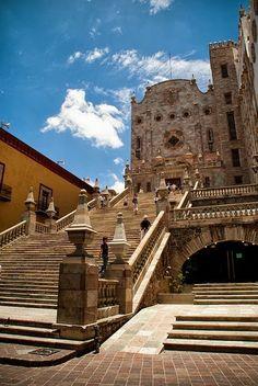 L'Università di Guanajuato, Mexico