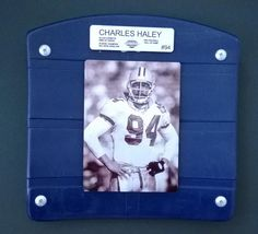 CUSTOM Texas Stadium Seat Bottoms   Charles Haley by DRAWNBYDESIGN, $49.95