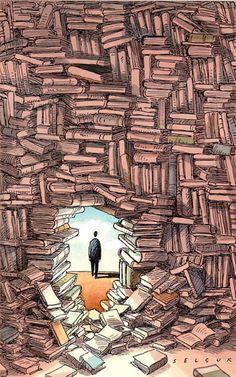 a lectura derruba muros