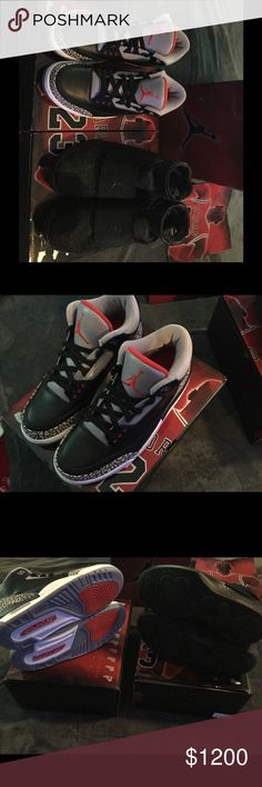 best service 14751 a4a62 Air Jordan 2008 collezione 20 3 countdown pack Brand new never worn size 9.