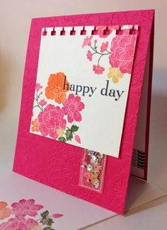 Birthdays are Better with Sequin Sprinkles by gidgetmd - Cards and Paper Crafts at Splitcoaststampers