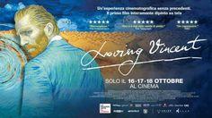 L'emozionante film Loving Vincent sarà al cinema solo il 16, 17 e 18 ottobre. Da un'idea apparentemente impossibile un film imperdibile