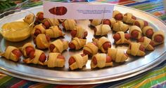 Sunday - Cocoon for Hungry Little Caterpillar Party food ideas