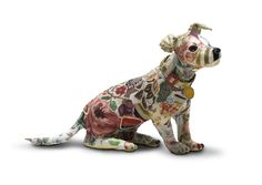 Arthur - Textile Sculpture - Bryony Jennings - www.prettyscruffy.com How neat is that?