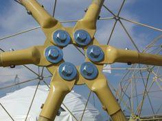 Геодезический купол - Дом без фундамента