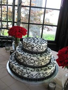 Another favorite. I have been asked to do this cake 5 times since the original!