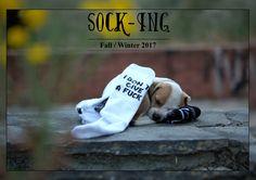 puppy #sock-ing, #socks #idontgiveafuck Winter 2017, Socks, Doll, Puppies, Cubs, Puppet, Sock, Dolls, Stockings