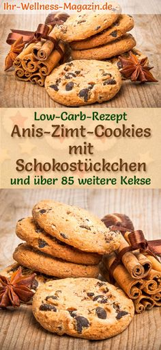 Low-Carb-Weihnachtsg