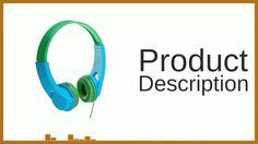 AmazonBasics Volume Limited On Ear Headphones for Kids