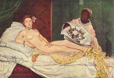 Eduard Manet, Olimpia 1863