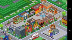 I can see what you are trying to do, but the tools we have to work with are not helping it. Springfield Simpsons, Springfield Tapped Out, The Simpsons Game, Clash Of Clans, Sims, Instagram, Layouts, Gaming, Design Ideas