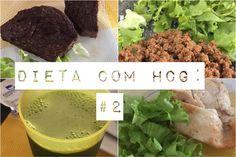 Dieta com HCG: #2 - 1 semana de 500kcal, -3KG, Dia da Maçã e mais!
