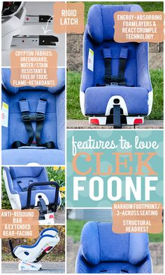 Clek Foonf... one up from the Maxi Cosi, this would also be my dream convertible car seat