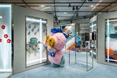 Piro-Chan and Bug-Kun are in Tokyo to celebrate their new Fendi Isetan pop-up shop. Stop by now through September 20th to snap a selfie with this playful duo and take home your very own Fendirumi bag charm!