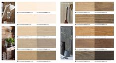 Interiørbeis: ett strøk vs to strøk Divider, New Homes, Loft, Cabin, The Originals, Inspiration, Furniture, Decoration, Home Decor