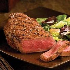 Omaha Steaks - 4 (14 oz.) Private Reserve Boneless Strip Sirloins