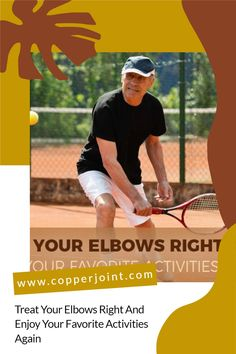 Pain from tennis elbow (lateral epicondylitis) shouldn't be ignored because it can get worse, but finding the right treatment plan is complicated. While tennis elbow is a common injury caused by repetitive strain of the muscles and tendons on the back of the arm and the outside of the elbow from various sports, chores, or computer usage, the jury is still out on exactly how to treat the pain in your elbow. Elbow Pain, Tennis Elbow, Alternative Therapies, Physical Therapy, Chronic Pain, Arthritis, Pain Relief, At Home Workouts, Muscles