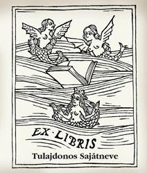 Exlibris- Tujadonos Sajaneve