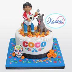 Torta de la película Coco