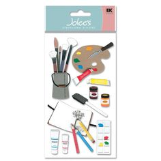 Jolee's Boutique® | Foam Art Supplies Stickers  $2.69