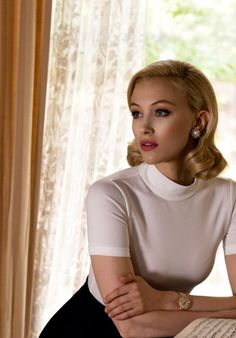 Sarah Gadon - Photoshoot for Jaeger-LeCoultre, 2015