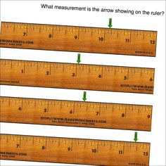 worksheets for measuring length on an imperial inch ruler starting from whole inch positions of. Black Bedroom Furniture Sets. Home Design Ideas
