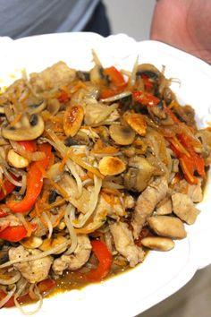 Asian Recipes, My Recipes, Chicken Recipes, Healthy Recipes, Ethnic Recipes, Healthy Food, Cookbook Recipes, Cooking Recipes, Peruvian Recipes