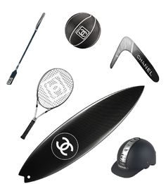 Chanel sport products