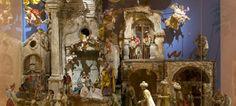 El Museo Thyssen instala un belén del siglo XVIII