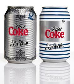 gaultier diet coke marinerito style