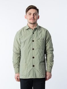 Schnayderman's Overshirt Quilted Tech One